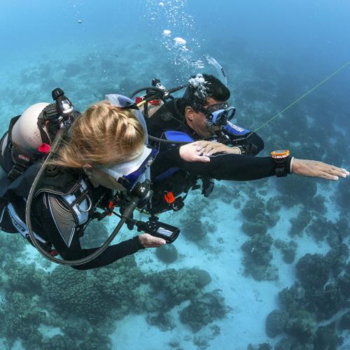 PADI Advanced Open Water Diver (PADI AOWD) - Dive Greece