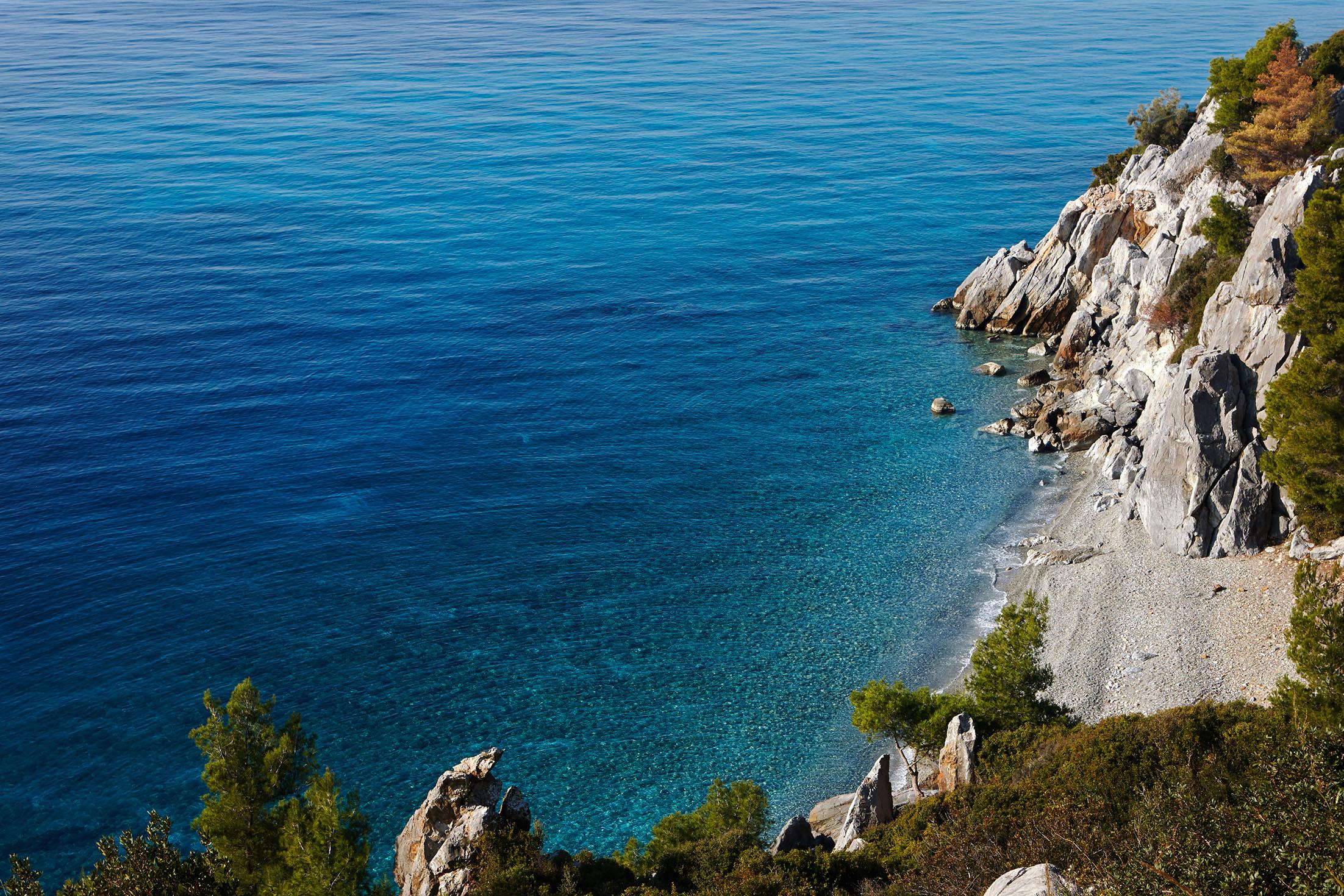 Dive Site in Halkidiki Greece