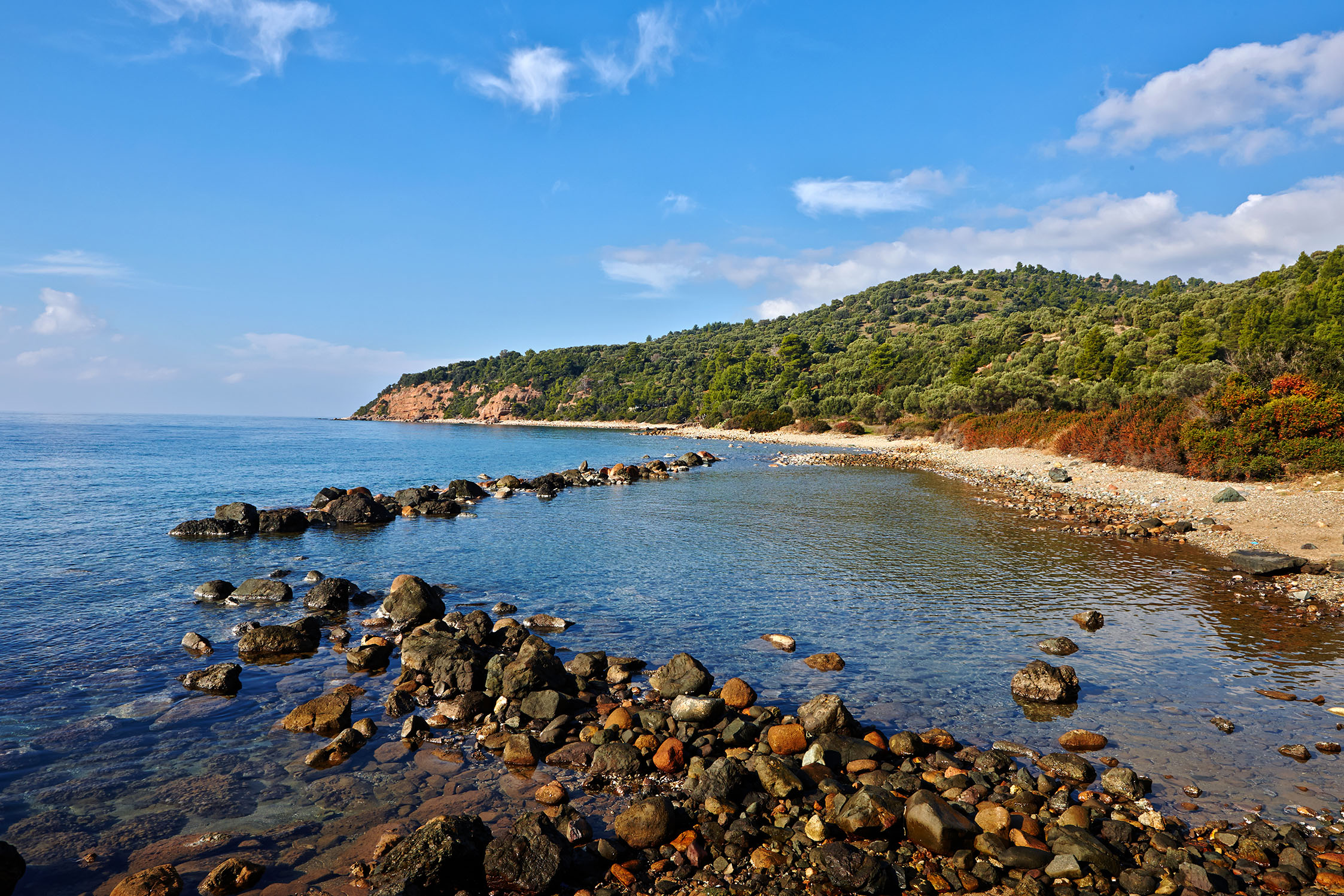 Dive site Halkidiki Greece